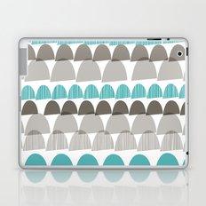 Shroom aqua Laptop & iPad Skin