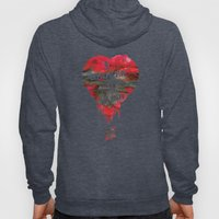 A Broken Heart Is Blind … Hoody