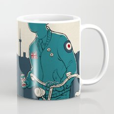 On yer bike : Fahrradmod Cover Mug