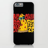 Nobody Owns Pizza! iPhone 6 Slim Case