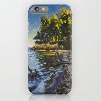 Chesapeake Beach iPhone 6 Slim Case