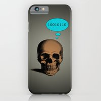 iPhone & iPod Case featuring Dubious by Charles Emlen