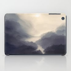 Mistscape iPad Case