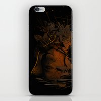 The Lost Track iPhone & iPod Skin