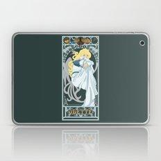 Odette Nouveau - Swan Pr… Laptop & iPad Skin