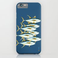 School Of Tuna, Fish iPhone 6 Slim Case