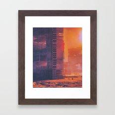 SUBSET.80 (everyday 02.0… Framed Art Print