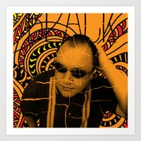 Black Francis, Where Is … Art Print