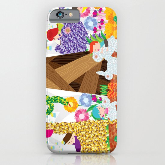 secret garden iPhone & iPod Case