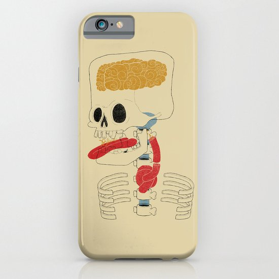Square Skull...   iPhone & iPod Case