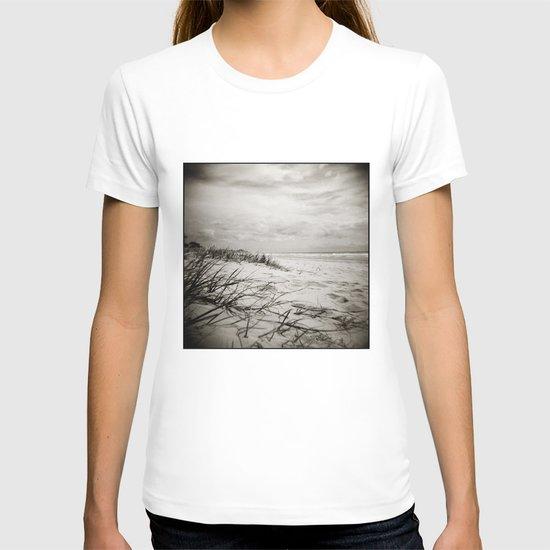 { sand, surf, sun } T-shirt