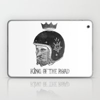 King Of The Road Laptop & iPad Skin