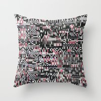 Comfortable Ambiguity (P… Throw Pillow