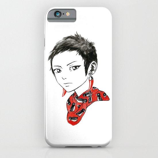 Paprika Girl iPhone & iPod Case