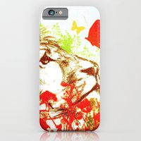 Beast and the Butterflies II iPhone 6 Slim Case