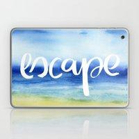 Escape [Collaboration Wi… Laptop & iPad Skin