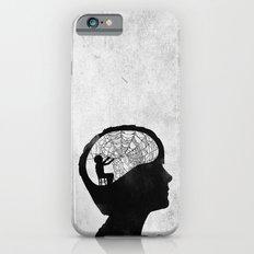 Musarañas (black and white) iPhone 6 Slim Case