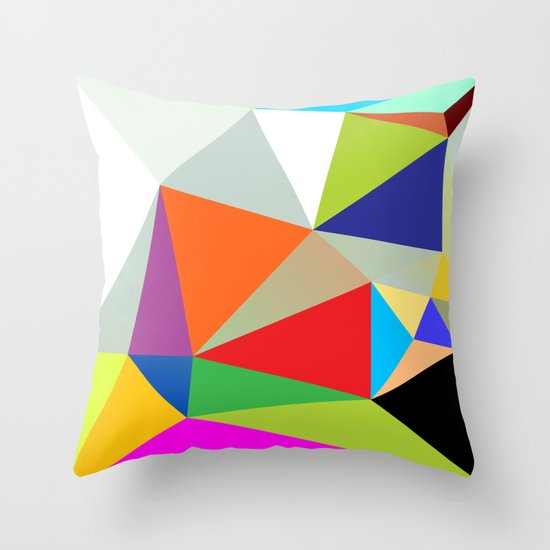 1981 1982 Throw Pillow By Three Of The Possessed Society6