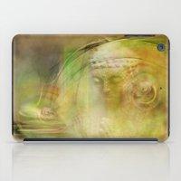 Buddha Illustration iPad Case