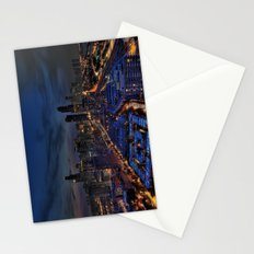 The City Of Big Shoulders Stationery Cards