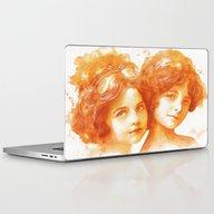 Age Of Innocence Laptop & iPad Skin