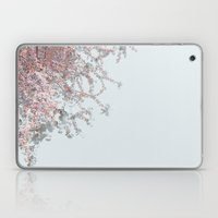 Delicate Blossoms Laptop & iPad Skin