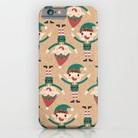 Day 18/25 Advent - Santa… iPhone 6 Slim Case