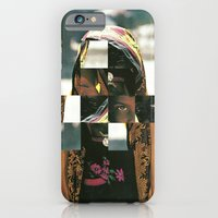 iPhone & iPod Case featuring Masquerade by Jonathan Lichtfeld