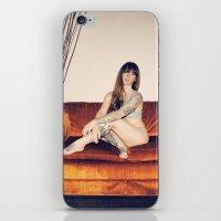 Hattie Couch iPhone & iPod Skin