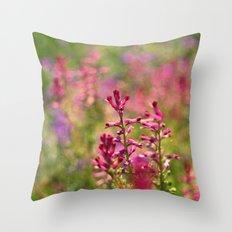 Summerlicious Throw Pillow
