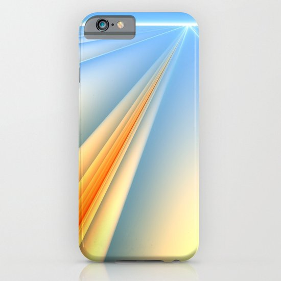 The Blinding Light of Day iPhone & iPod Case