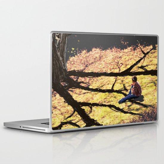 Sail Away in a Daydream Laptop & iPad Skin
