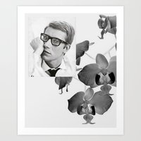 Yves Art Print
