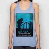 Nosferatu - A Symphony of Horror Unisex Tank Top