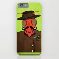 iPhone & iPod Case featuring Serge Ant  by Anant Surya