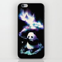 Music Is My Universe iPhone & iPod Skin
