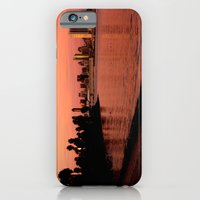San Diego Skyline In Pin… iPhone 6 Slim Case