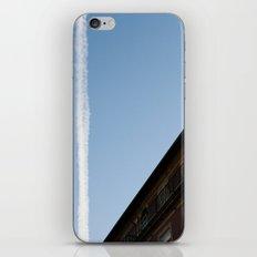 white line iPhone & iPod Skin