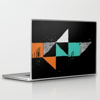 shark Laptop & iPad Skins featuring Shark by Last Call
