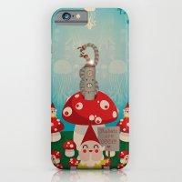 iPhone & iPod Case featuring Meet Raveland 01 by Alex.Raveland...robot.design.digital.art