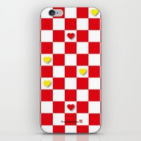 I'll Waiting For You. iPhone & iPod Skin