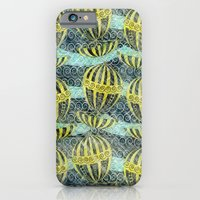 iPhone & iPod Case featuring yellow boats by kociara