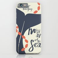 The Old Man And The Sea … iPhone 6 Slim Case