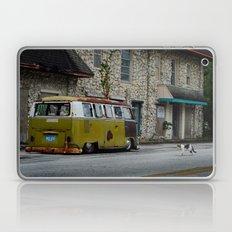 volkswagen 1964 Deluxe bus  Laptop & iPad Skin