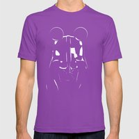 Family Friendly Version Mens Fitted Tee Ultraviolet SMALL