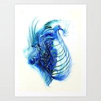 11 world Art Print