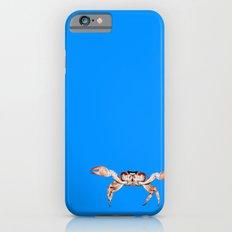 Lonely Crab - Blue iPhone 6s Slim Case