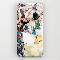 Japanese 2  iPhone & iPod Skin
