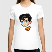 superman T-shirts featuring Superman by studio1six