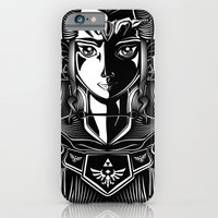 Legend of Zelda Princess Zelda Line Work  iPhone 6 Slim Case